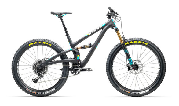 Yeti SB5 Plus Mountain Bike