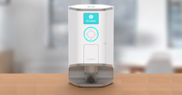 Hero Smart Pill Dispenser