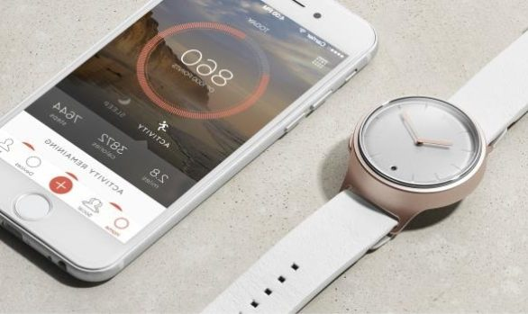 Misphit Phase Smartwatch