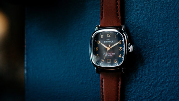 Shinola Guardian Watch