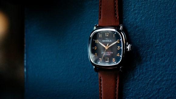 Shinola Guardian Watch