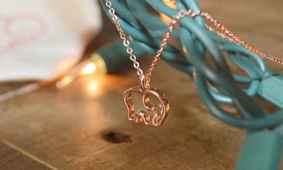 Ivory Ella Rose Gold Jewelry