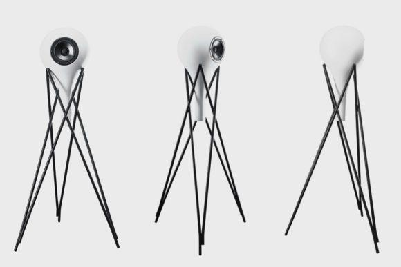 Raumfeld x Rosenthal Porcelain Speakers