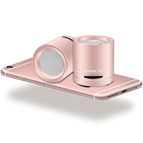 Rosegold BOOMER VIVI Portable Speakers