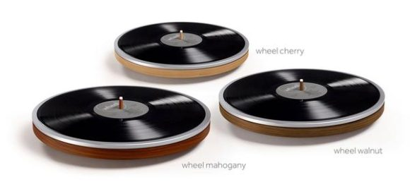 Miniot Wheel Turntable
