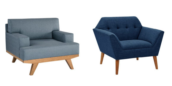 Mid-Century Furniture from INK+IVY