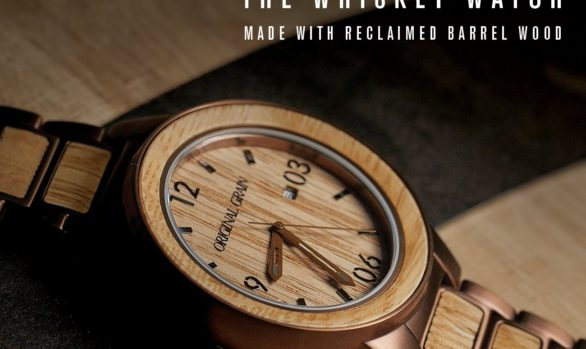 Original Grain - Barrel Collection Watches