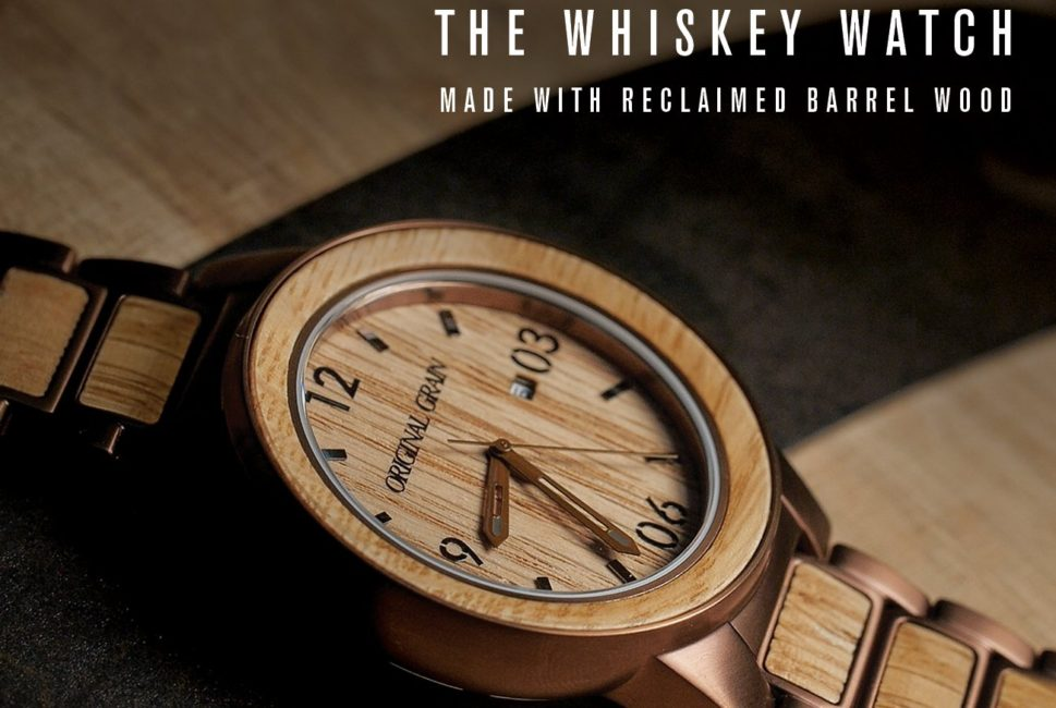 Original Grain Barrel Collection Watches Chill Things