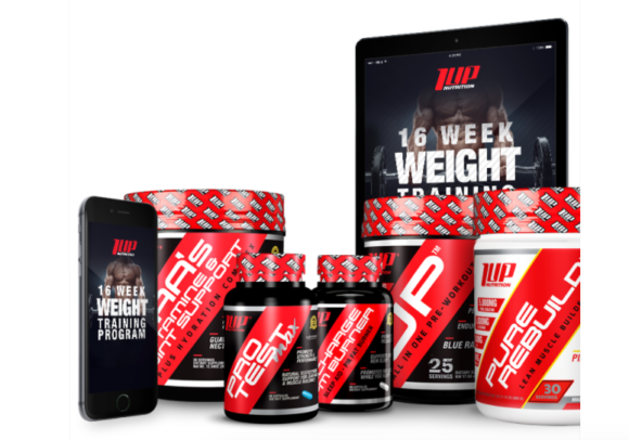 1 UP Nutrition Lean Mass Stack