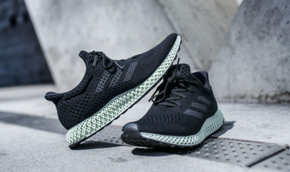 Adidas Futurecraft 4D Shoes