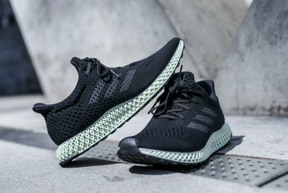 reputable site d4345 e752b Adidas Futurecraft 4D Shoes - Chill Things
