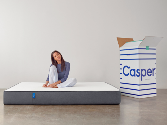 The Casper Wave Mattress