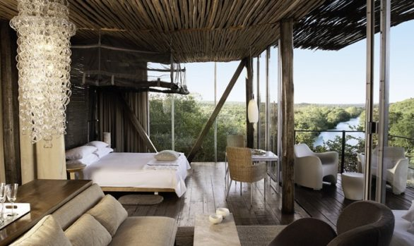Luxury Safari Lodges, South Africa