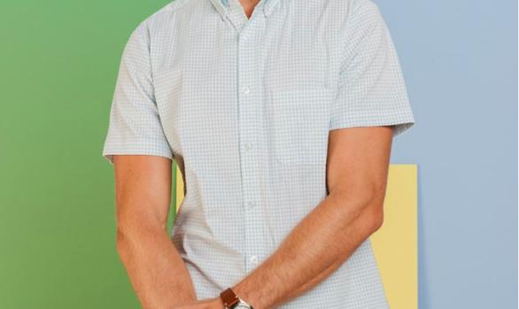 Mizzen+Main Short Sleeve Shirts