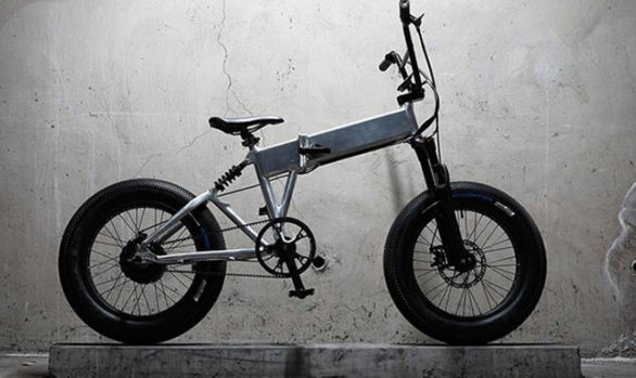 Billy Electric BMX Bicycle