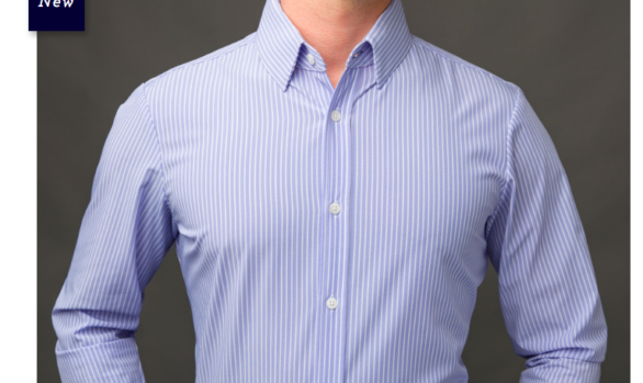 Mizzen&Main Underwood Dress Shirt