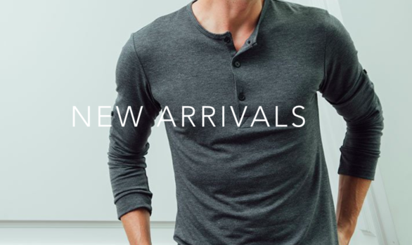 New Mizzen+Main Henleys