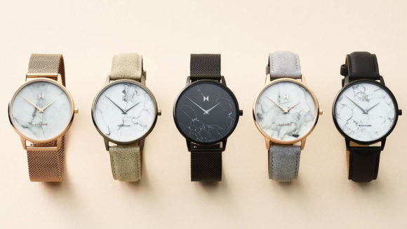MVMT Womens Marble Watches