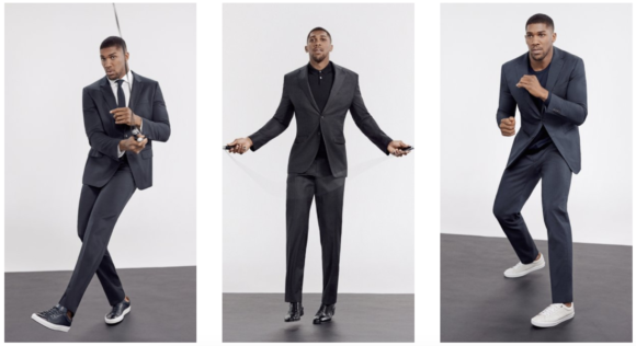 Hugo Boss Stretch Tailoring