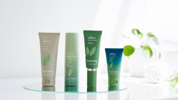 Bioclarity Plant-Based Clear Skin Regimen