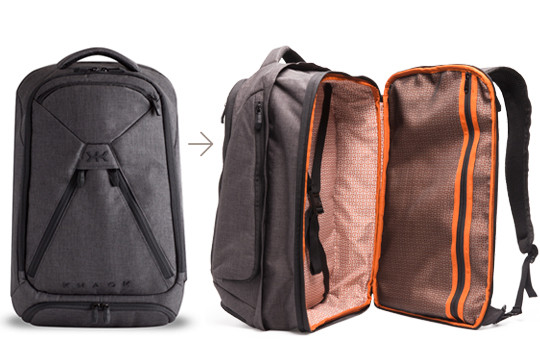 Knack Medium Expandable Backpack
