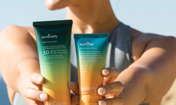 BioClarity SunFilter Sunscreen