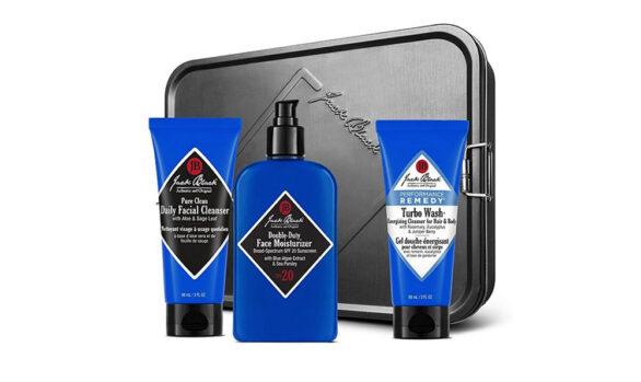Jack Black Triple Play Skincare Kit