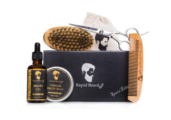 Rapid Beard Grooming & Trimming Set