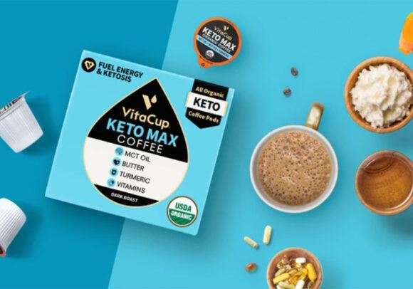 VitaCup Keto Coffee Pods