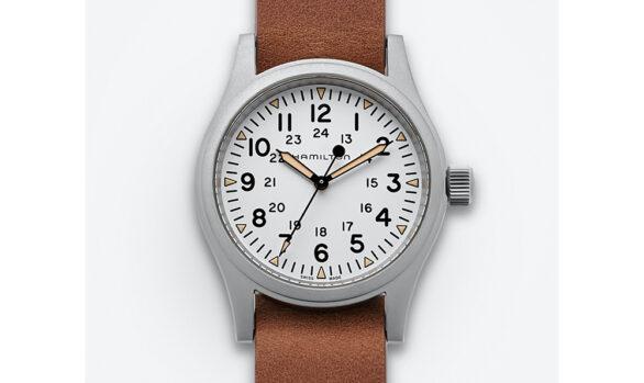 The Hamilton Field Watch